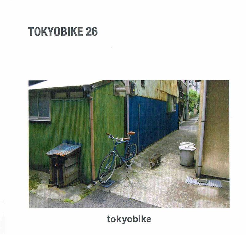 tokyobike「TOKYOBIKE 26」カタログ