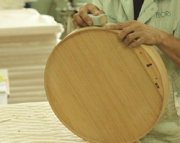 美しい鏡の法則は円にあり「TEORI テオリZERO」
