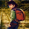 小学生のおしゃれはランドセルに現る「ウエスタンスタイル・ロデオランドセル」